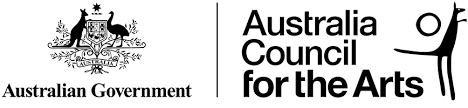 Australia Arts Council logo