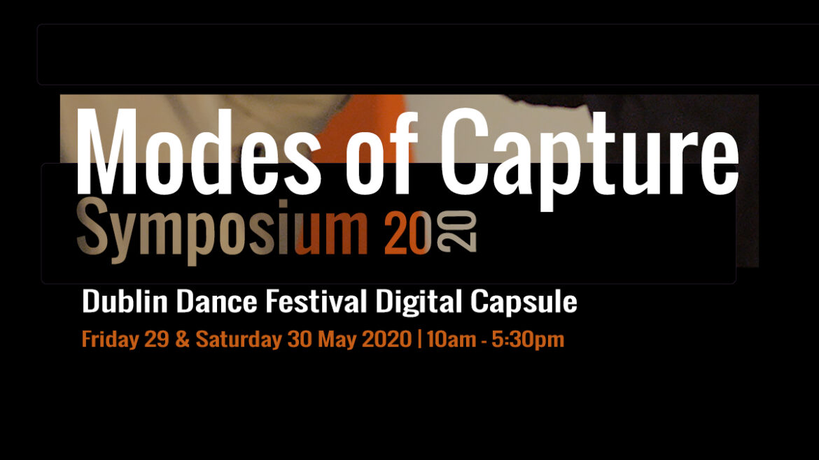 Modes of Capture Symposium 2020